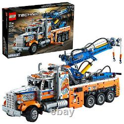 Lego 42128 Lego Technic Camion De Remorquage Lourd 42128 Jouet De Construction (2017 Pièces)