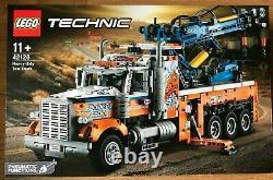 Lego 42128 Technic Camion De Remorquage Lourd 2017 Pièces Âge 11+ Marque Nouveau