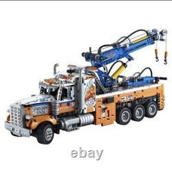 Lego 42128 Technic Camion De Remorquage Lourd Avec Grue Comprend 2017 Pièces Âge 11+