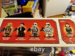 Lego Star Wars First Order Heavy Assualt Walker 1376 Pièces Seeled New Postpaid