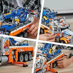 Lego Technic 42128 Camion De Remorquage De Poids Lourds 2017 Ensemble De Jouets De Pièces Block Kit De Construction
