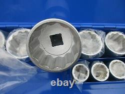 Nouveau, Robuste Kobalt 20 D'entraînement De Pièces Mechanic 3/4 Et Set Ratchet Socket