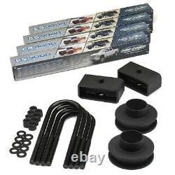 Pour 2003-2012 Dodge Ram 2500 3500 3 Full Lift Kit Pro Comp Extended Shocks
