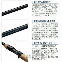 Shimano 17 Expride Bait Tige 172h-2 / 7,2ft 2 Pièces Baitcasting Rod Nouveau
