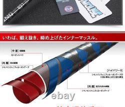 Tige Lente De Jigging D'eau Salée 1.9m 2 Pièces Fuji Guides Reel Seat Pe2-4 80-350g