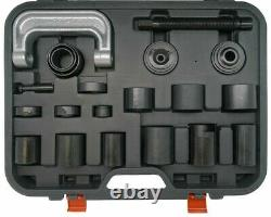 Welzh Werkzeug Heavy Duty C Clamp Ball Joint Assembly Kit 21 Pièce