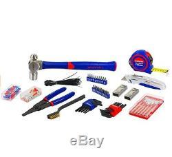 Workpro W009044a Mécanique 408-pièces D'outils Avec 3 Tiroirs En Métal Robuste